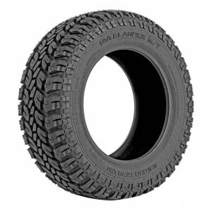 Rough Country 97010122 Overlander 35 x 12.50R22 MT Tires