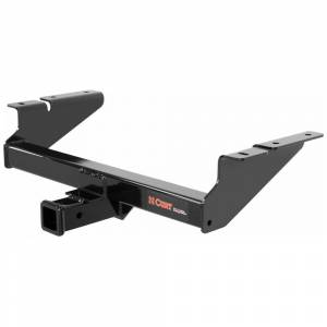 Curt 31069 Front Receiver Hitch for Chevy Silverado 1500 2014-2018