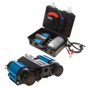 ARB CKMTP12 Twin Portable Air Compressor Kit