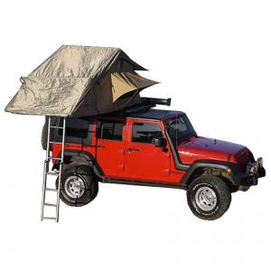 ARB 803804 Simpson III Rooftop Tent and Annex Combo