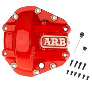 ARB 750001 Red Differential Cover