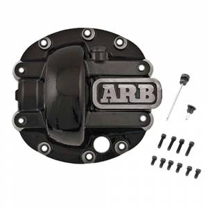ARB 0750002B Black Differential Cover