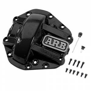 ARB 0750003B Black Differential Cover