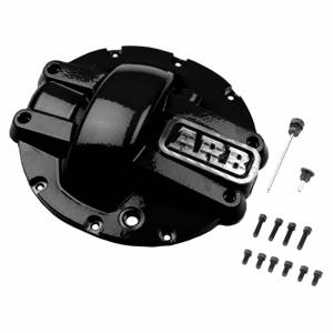 """ARB 0750005B Black Differential Cover for Chrysler 8.25"""" for Jeep Cherokee 2001-2008"""