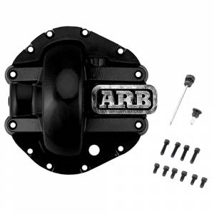 ARB 0750008B Black Differential Cover for Nissan Frontier 2005-2014