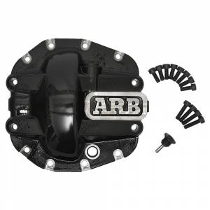 ARB 0750012B Black Differential Cover Rear Axle for M220 for Jeep Gladiator 2018