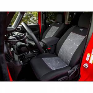 ARB 105505NP Front Seat Covers for Jeep Wrangler JL 2018-2021