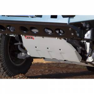 ARB 5440100 Under Vehicle Protection for Mazda BT50 2007-2011