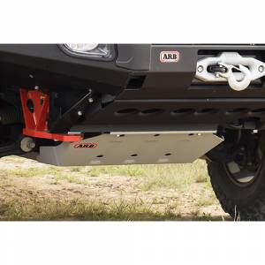 ARB 5448100 Under Vehicle Protection for Chevy Colorado 2003-2012
