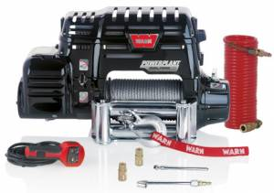 B Exterior Accessories - Winches - Warn Winches