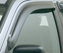 B Exterior Accessories - Side Window Deflectors - EGR Side Window Deflectors