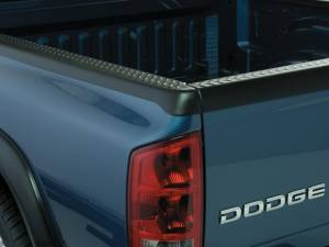 B Exterior Accessories - Bed Caps and Rails - Bushwacker Bed Caps