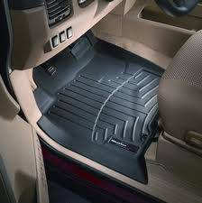 B Interior Accessories - Floor Mats & Cargo Liners - Weathertech Floor Mats