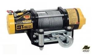 Exterior Accessories - Winches and Accessories - Winch