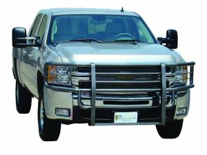 Go Industries Grille Guards - Rancher Grille Guards - Rancher Grille Guards for GMC Trucks