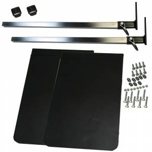 Exterior Accessories - Mud Flaps - Trail Flap