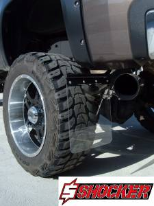Plastic Universal-Fit - Shocker Motorsports - Jeep Mud Flaps