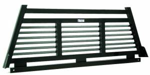 Dodge - Fully Louvered - Non Lighted