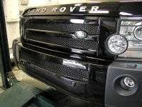 Grillcraft - MX-SERIES - Land Rover