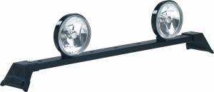 Carr Light Bars - Low Profile Light Bar - Low Profile Light Bar in Black Powder Coat