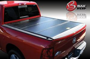 B Exterior Accessories - Tonneau Covers - BAK Industries Tonneau Covers