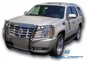 Exterior Accessories - Grille Guards - Steelcraft Grille Guards