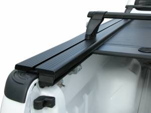 Pace Edwards Tonneau Covers - JackRabbit Full Metal with Explorer Series Rails - JackRabbit Full Metal Explorer Rails ONLY