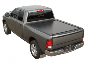 Bedlocker Electric with Standard Rails - Bedlocker Electric Tonneau Cover Canister - Dodge