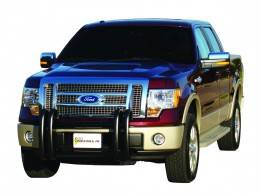 Go Industries Grille Guards - Quad Guard Push Bumper - Ford
