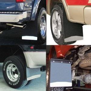 Mud Flaps by Style - Mud Flaps for Lifted Trucks - Pro Flaps Mud Flaps for Lifted Trucks