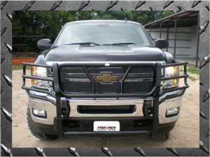 Exterior Accessories - Grille Guards - Frontier Gear Grille Guards