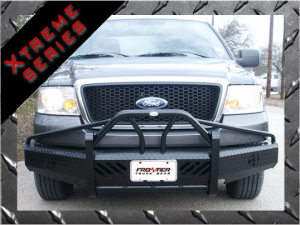 Exterior Accessories - Bumpers - Frontier Gear Xtreme Front Bumper Replacements