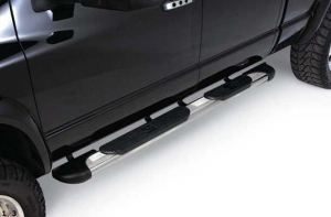 B Exterior Accessories - Nerf Bars - Rampage Nerf Bars