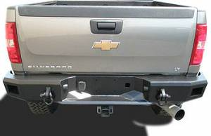 Bumpers - ICI Magnum Rear Bumper - Chevy