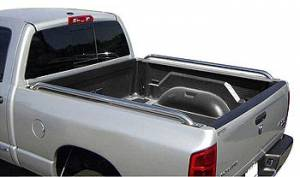 B Exterior Accessories - Bed Caps and Rails - ICI Bed Rails