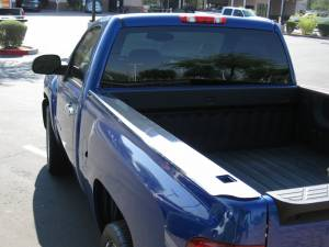 B Exterior Accessories - Bed Caps and Rails - ICI Bed Caps | Tailgate Caps