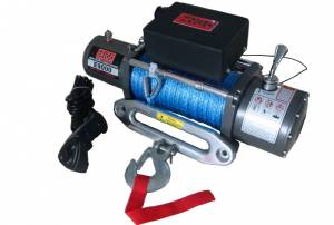 Exterior Accessories - Winches - Engo Winches