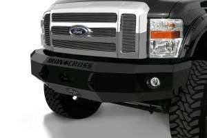 B Exterior Accessories - Bumpers - Iron Cross Base Front Bumper