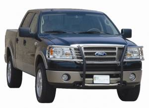 Go Industries Grille Guards - Go Industries Grille Shield Grille Guard - Go Industries Grille Shield for Nissan
