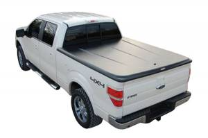 B Exterior Accessories - Tonneau Covers - Undercover Truck Bed Covers