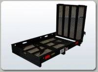 Cargo Carriers - B-Dawg Hitch Carriers | Motorcycle Carriers - Mobility Carrier