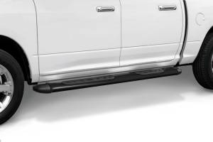 "B Exterior Accessories - Nerf Bars - Iron Cross Endeavour Running Boards | 5"" Wide Step Bars"