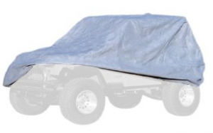 B Exterior Accessories - Car Covers - Rugged Ridge