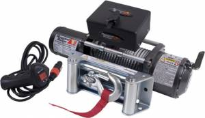 Exterior Accessories - Winches - Rugged Ridge Winches