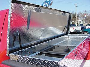 Exterior Accessories - Tool Boxes - Owens Scout Series