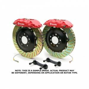 Brembo Brakes - Drilled - Ford
