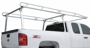 "Ladder Racks - Hauler Racks ""Hauler"" Ladder Racks for Pick Up Trucks - GMC Ladder Racks"