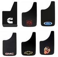 Mud Flaps by Style - Logo Mud Flaps