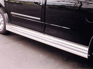 Running Boards and Nerf Bars - Owens Running Boards - Mercedes