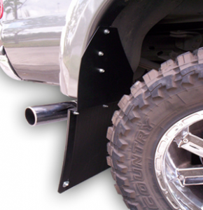 B Exterior Accessories - Mud Flaps - Mud Flaps by Style
